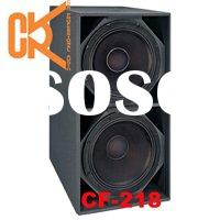 horn speaker professional sonido live sound equipment stage sound products