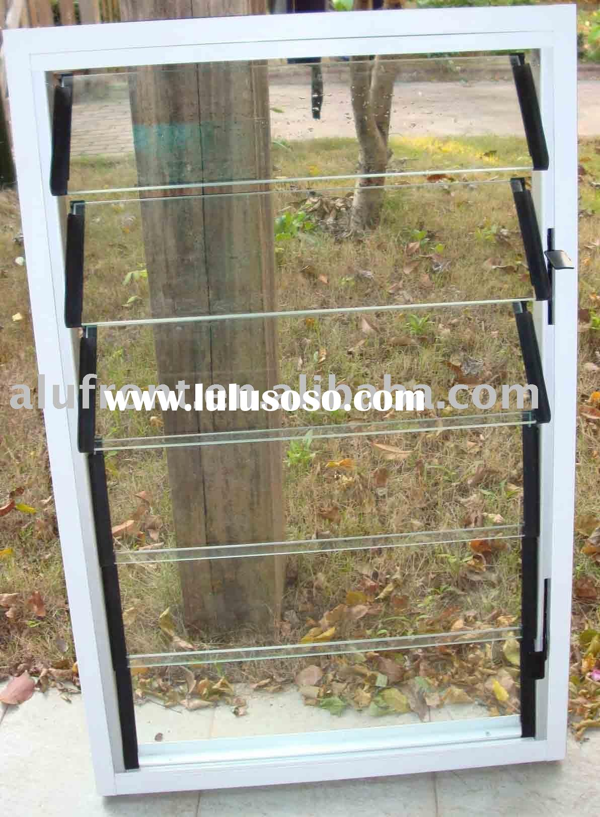 Naco Louvered Window For Sale Price China Manufacturer
