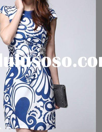 new fashion women formal evening dress