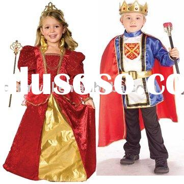 royal prince and princess couple costumes bscc-1039
