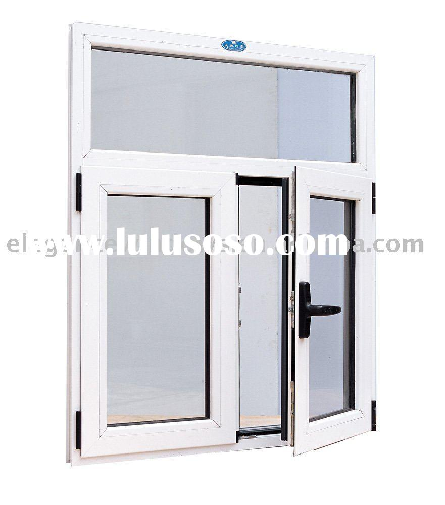 Thermal break aluminum jalousie window for sale price for Thermal windows prices