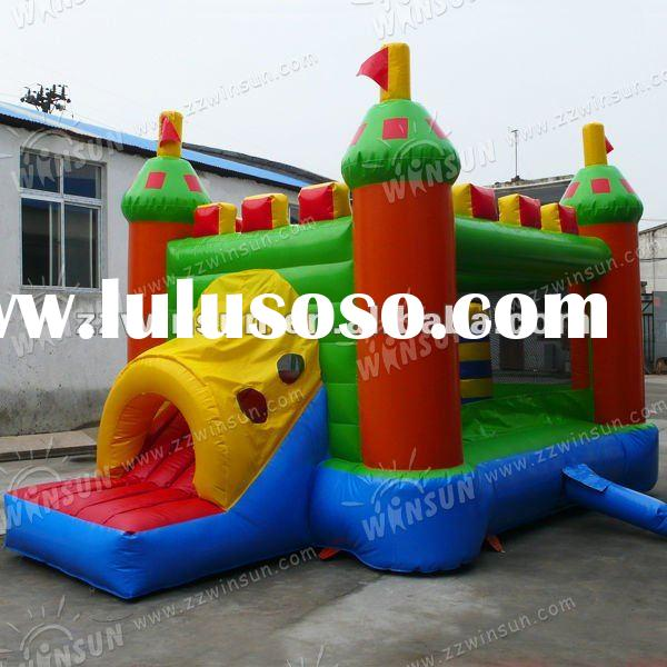 2012 Funny inflatable pvc Jumping castle