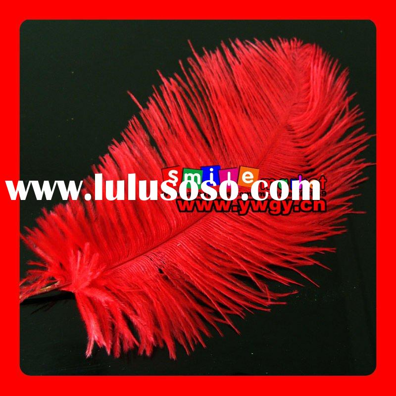 20-25CM FACTORY OUTLETS QUALITY PRODUCTS ostrich feather wholesale