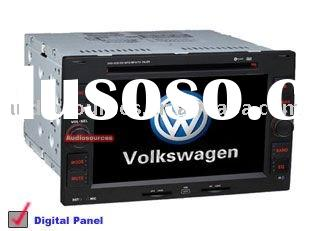 """6.2"""" LCD touch screen Car dvd gps for VW serial"""
