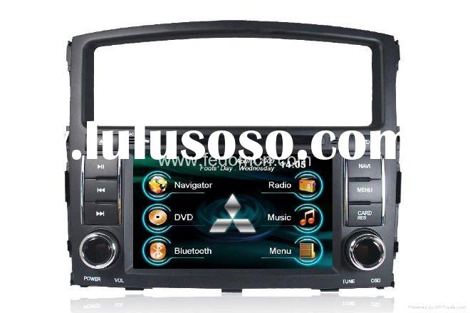 "7"" Special Car DVD GPS for Mitsubishi Pajero"