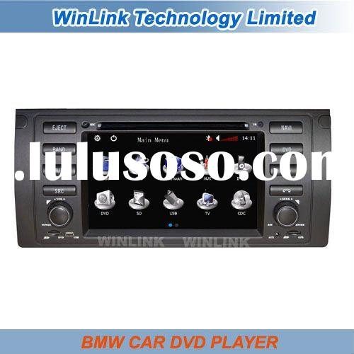 7 inch 2 Din HD Digital Touch Screen Car DVD For BMW E39 E53 M5