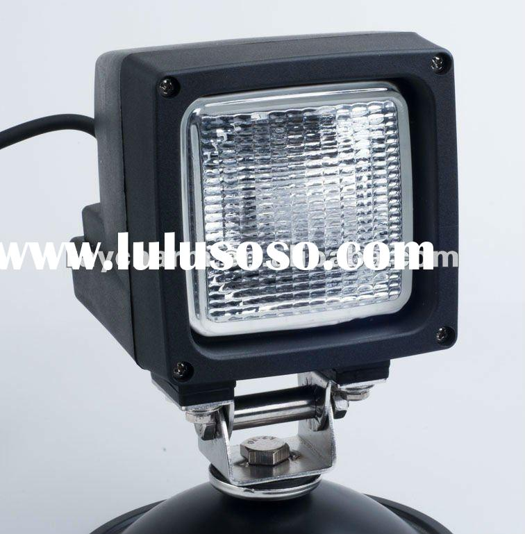 9-32V 35W Multivolt off-road HID Xenon work light for SUV, HID driving lamp for vehicle(JT-3011)