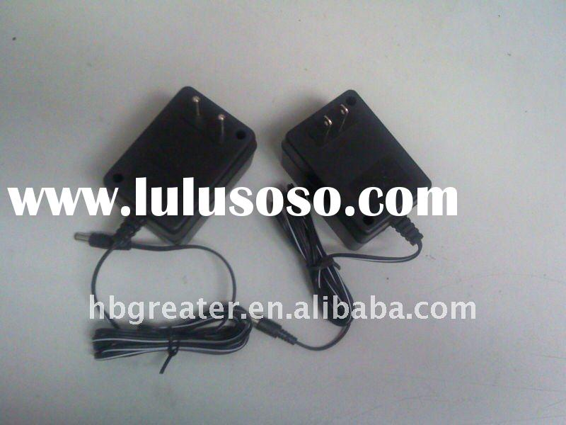 AC AC/AC DC electrical adapter supply with CE Approval 12V 1A/2A