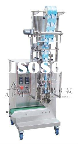 Automatic side sealing granule packing machine