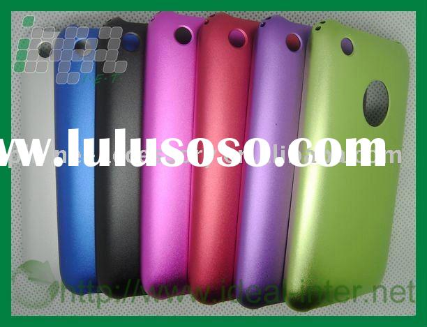 Fresh For Iphone 3 3g Rubberized Hard Case Cover Skin
