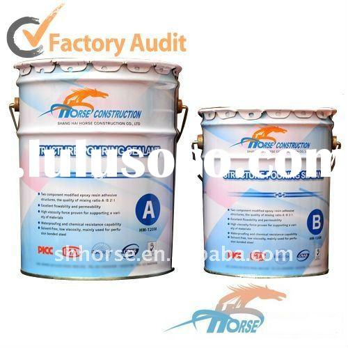 HM-120M Modified Epoxy Resin Perfusion Adhesive for Bonding Steel and Concrete