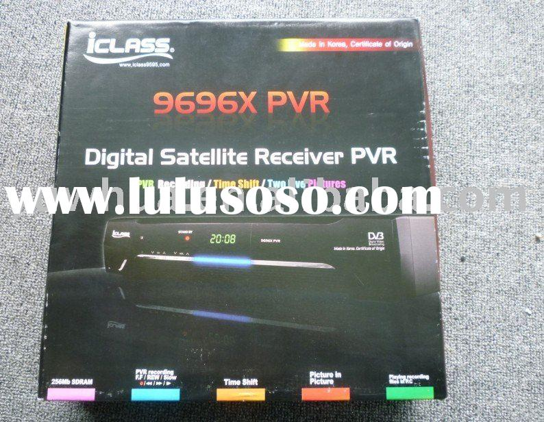 Iclass 9696x pvr digital satellite receiver