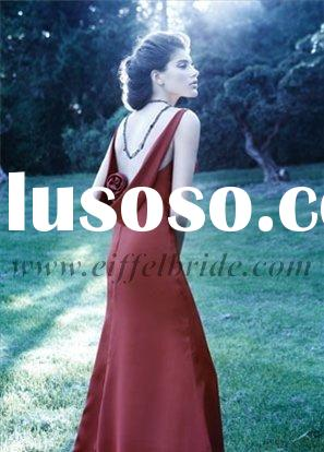 LZ-3111 red dresses evening dresses,High quality,wholesale price,drop ship evening gown evening dres