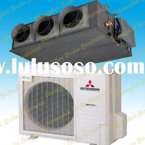 Mitsubishi DUCT CONNECTED -Low/Middle Static pressure air conditioners air conditioner specification