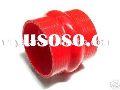 Silicone turbo hose for intercooler
