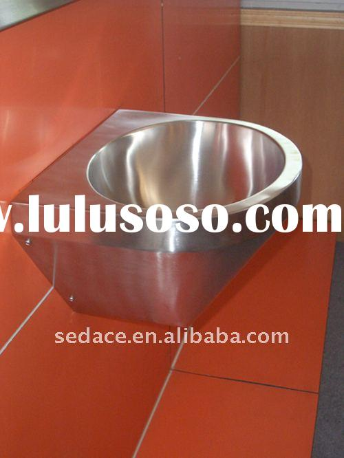 Wall-Mounted Stainless Steel Wash Basin GE-3628 ( With CE Certificate )