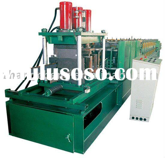 Z purlin Roll Forming Machine Section Roll Forming Machine