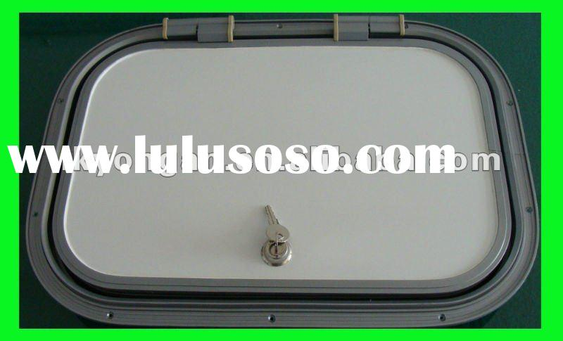 aluminum frame motorhomes trailers Luggage Handle luggage door