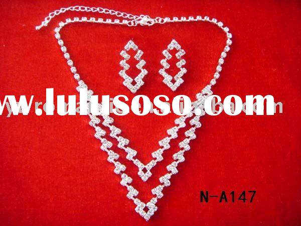 cheap fashion jewelry set