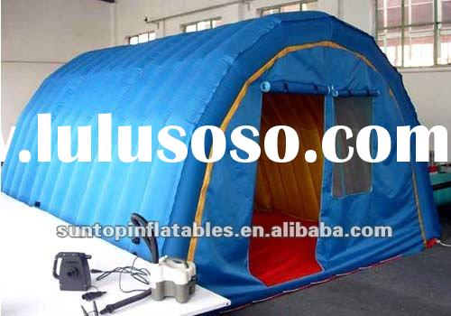 durable and popular inflatable camping tent with high quality