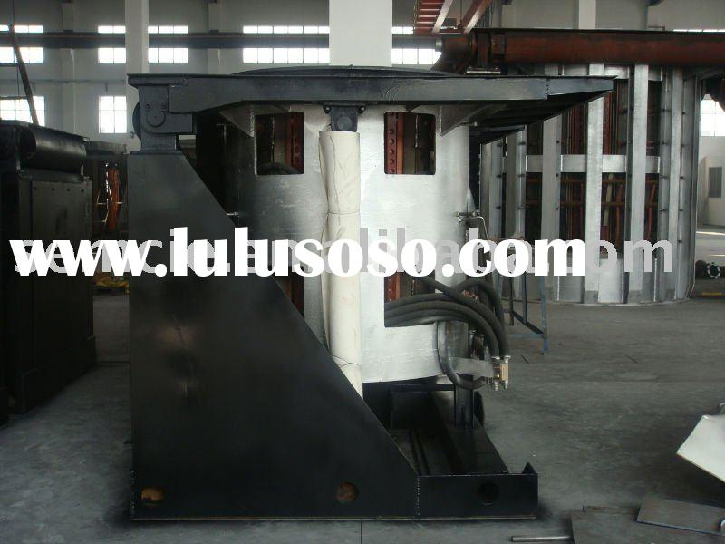 furnace, medium frequency furnace, electrical furnace, induction furnace