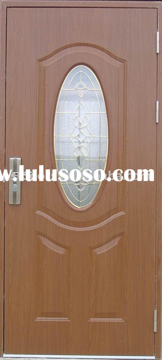 Hollow Core Steel Door Steel Door Made In China Powder