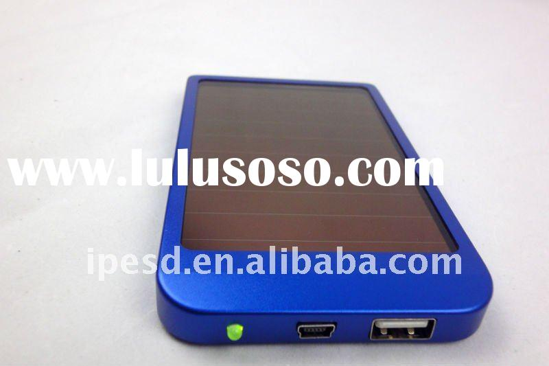 micro usb solar power bank charger for iphone 4