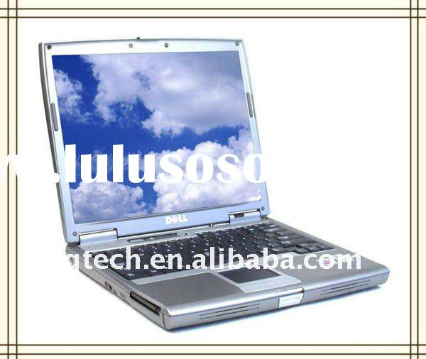 original used brand laptop computer 14.1 inch D610 Intel Pentium M-533(Dothan) 1.6GHz DDR2 1G 60G Wi