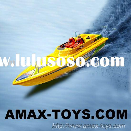 rs-6037 1/16 Electric Super Cyclone R/C Racing Speed Boat
