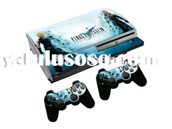 vinyl skin sticker For Sony Playstation 3 100% New High quality