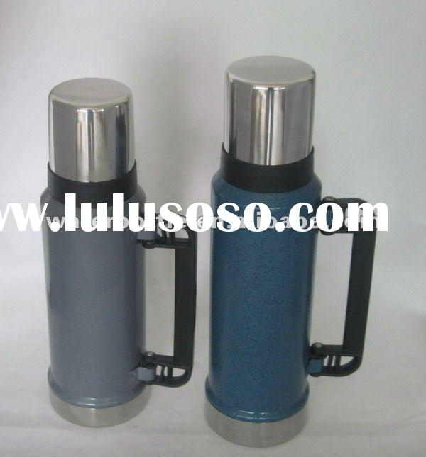 18/8 stainless steel hot water flask