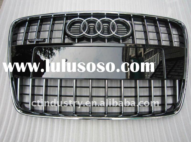 2010-2011 AUDI Q7 grille ,original style , Chrome-plating,Piano black paint/accessories cars