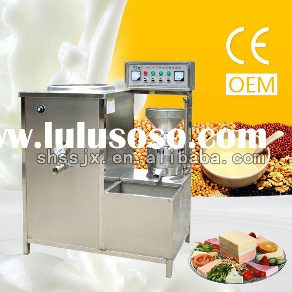 2011 latest new type commercial soya milk machine