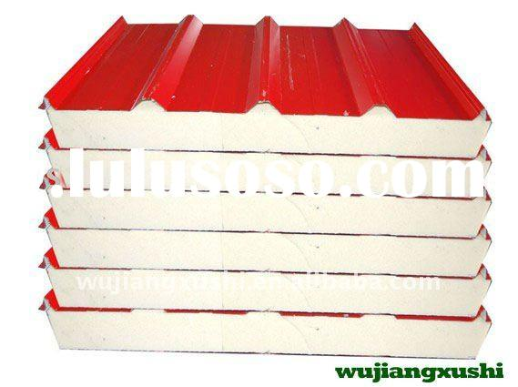 2011 newly designed eps sandwich roof panel