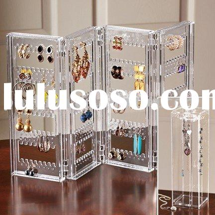 Acrylic Jewelry Display,Acrylic Jewelry Storage,Acrylic Jewelry Stand