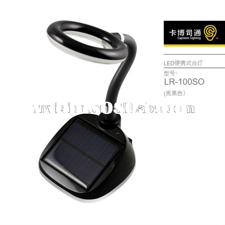 Flexible Led Desk Lamp Ac Dc Or Battery Operated For Sale