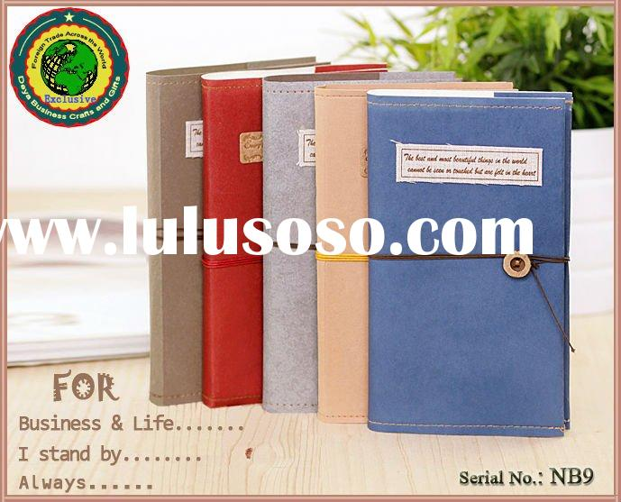 Beautiful High quality cute mini notebook as planner, organizer, memo pad