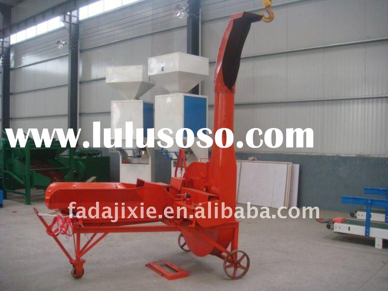 Biomass oil palm waste cutting machine / Hay cutter