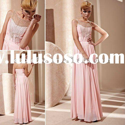 CONIEFOX 2012 Newest Lovely Pink Prom Dress 80822