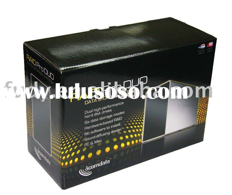 Custom made Color Printing Packaging Box