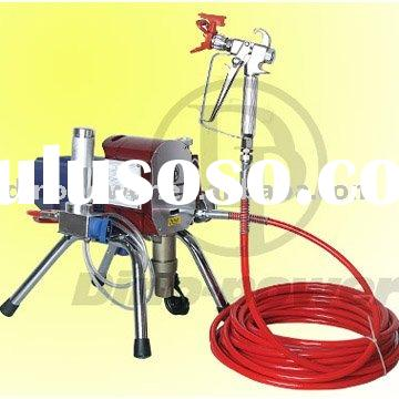 DP6385 1300w professional airless paint sprayer piston type.