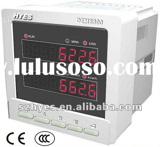 Digital Energy Meter with Active Energy Pulse