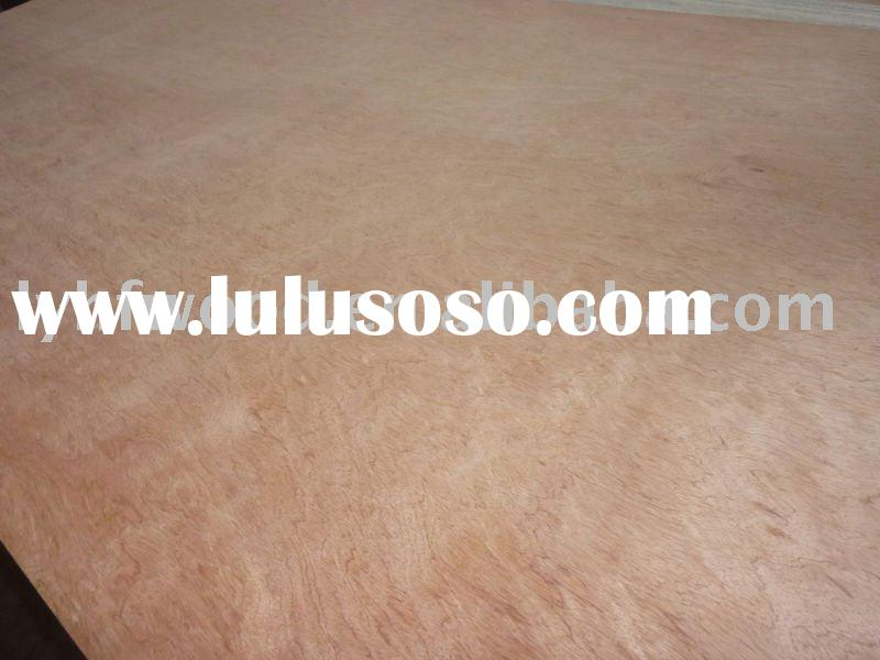 E0 poplar plywood