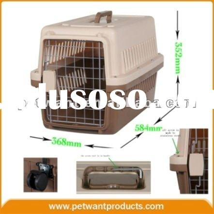 FC-1003 IATA Approved Plastic Dog Carrier