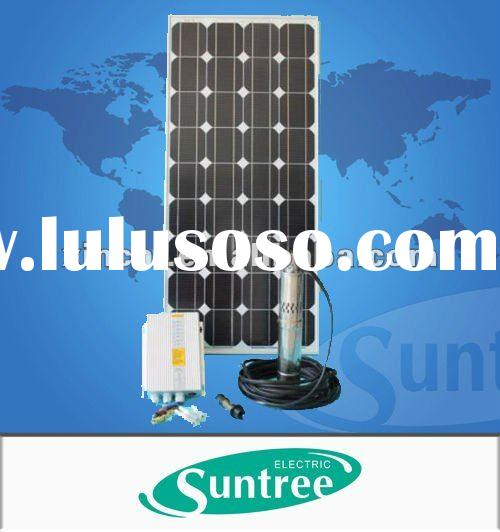 HOT SELL solar submersible pump