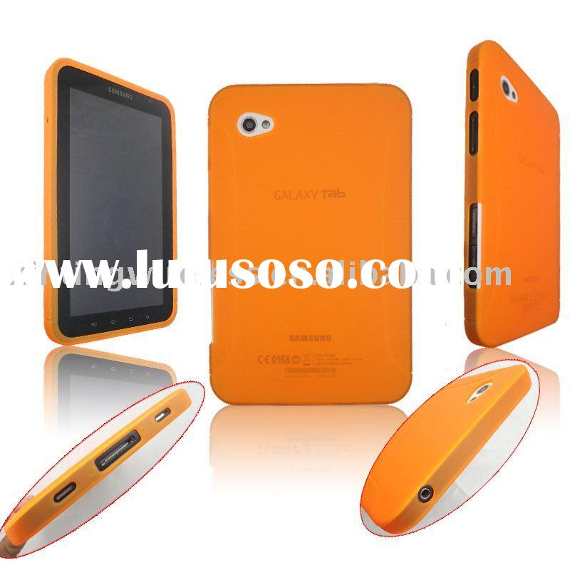 Jelly TPU rubber Case for Samsung Galaxy Tab GT-P1000