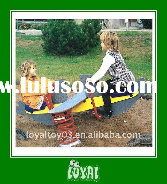 LOYAL GROUP recycled playground equipment
