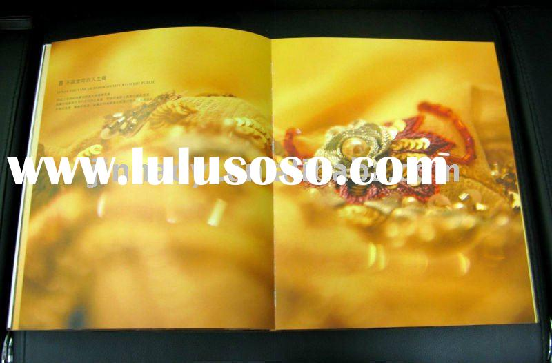Magazine Books, Fashion Catalog, Commercial Printing