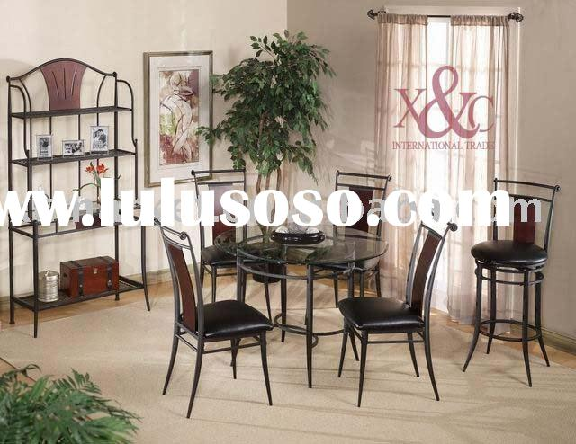 Modern Wood & Glass Dining Tables and Chairs