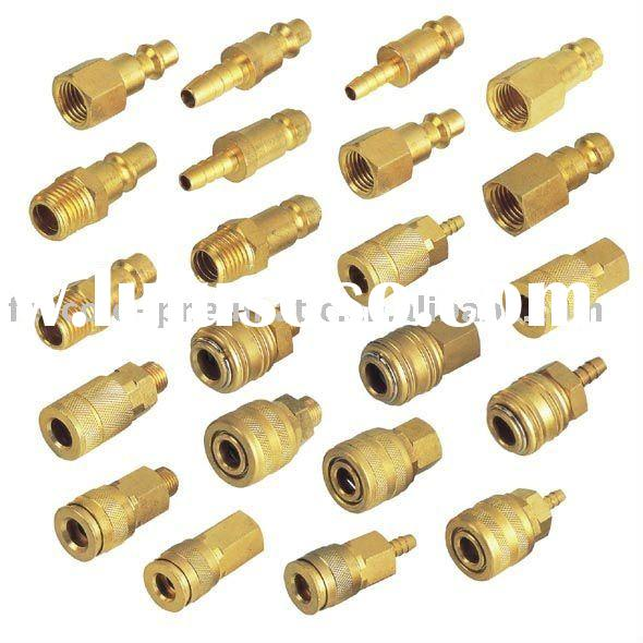 Pneumatic hydraulic male ,female Germany,USA ,ISO style Quick coupling